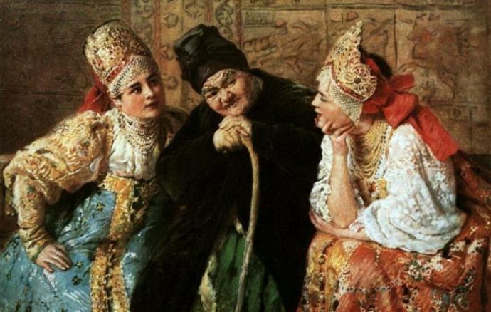 Почему девиц с родимыми пятнами не брали замуж
