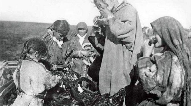 Блюда народов России: что изумляет русских