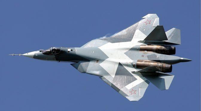 Для чего Су-57 понадобился новый двигатель