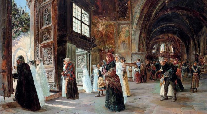 Православие и католицизм:в чём основные отличия