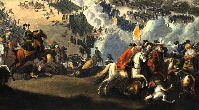 Какие потери понесли стороны в результате Полтавской битвы