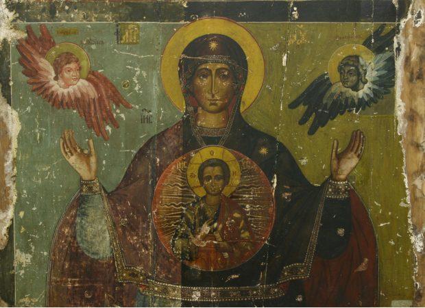 Какая икона Божией Матери спасла Новгород