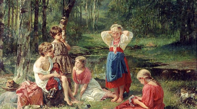 Что делали с нежеланными детьми