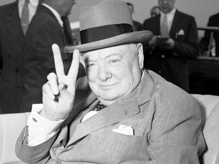 Какое значение было у татуировки Черчилля