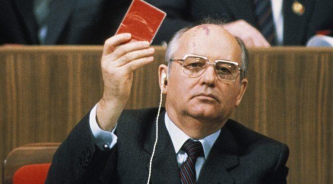 Зачем Горбачёву была нужна Перестройка