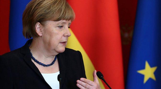 Кто по национальности Ангела Меркель