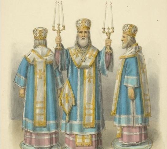 Какое значение у облачения священника