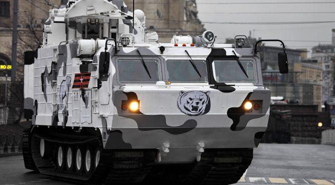 Какая военная техника будет отстаивать интересы России в Арктике