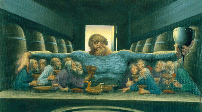 Мёд, буза да пиво: что пил Илья Муромец, чтобы стать могучим богатырем
