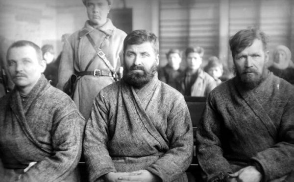 В каком возрасте русские мужики становились стариками