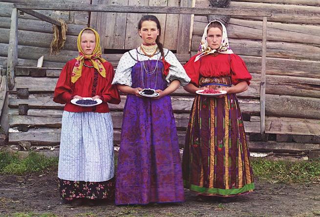 Сколько лет русской нации