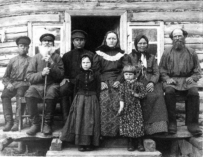 Какие русские фамилии самые древние
