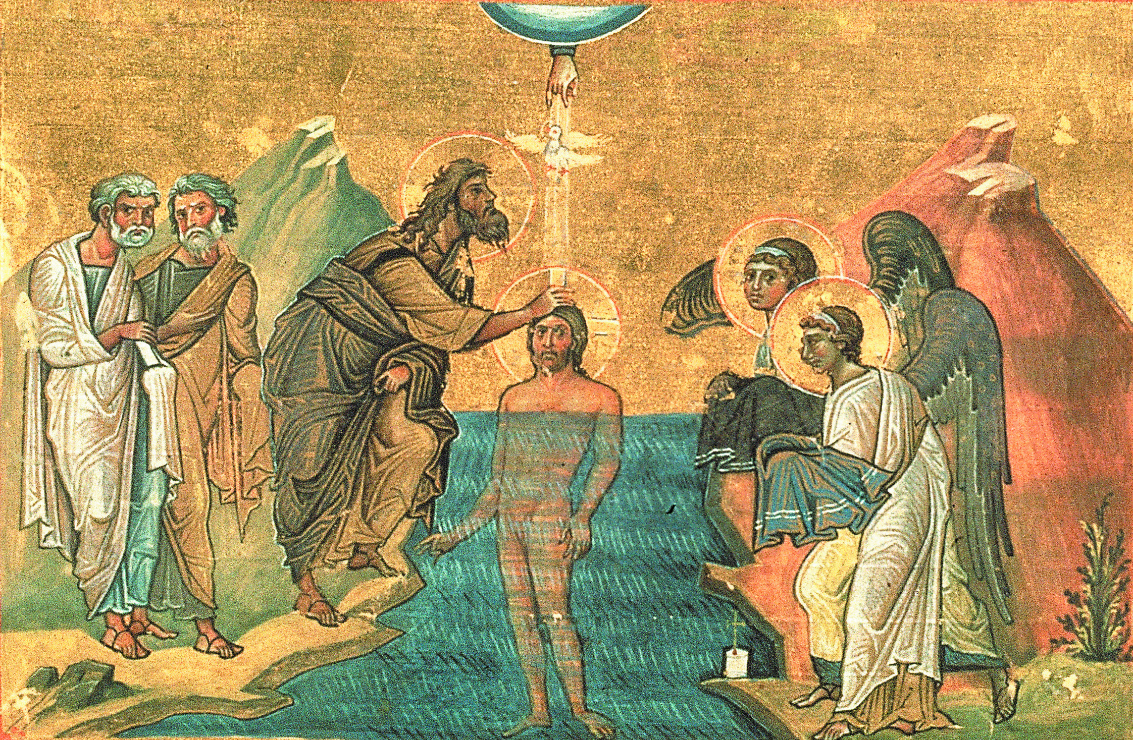 Отмечают ли крестины ребенка после крещения