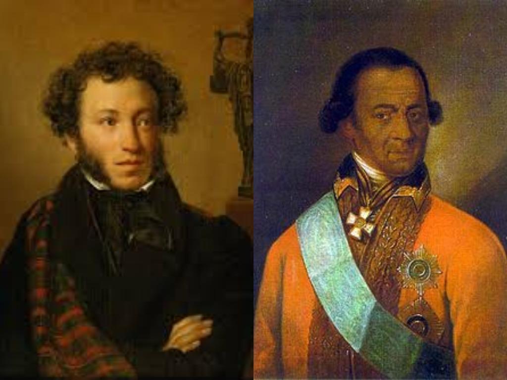 Доклад на тему предки пушкина 3595