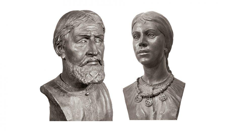 Негроидная раса на теретории европы в древности