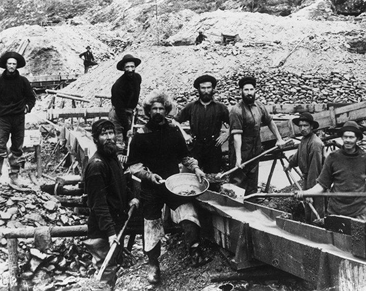 Как было раньше и какой был налог на золото в России