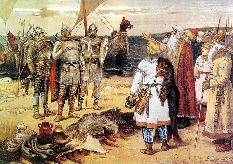 Древняя Русь: на какие вопросы у историков до сих пор нет ответа