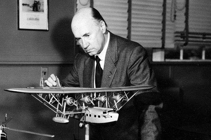 Как русские конструкторы создали авиацию США