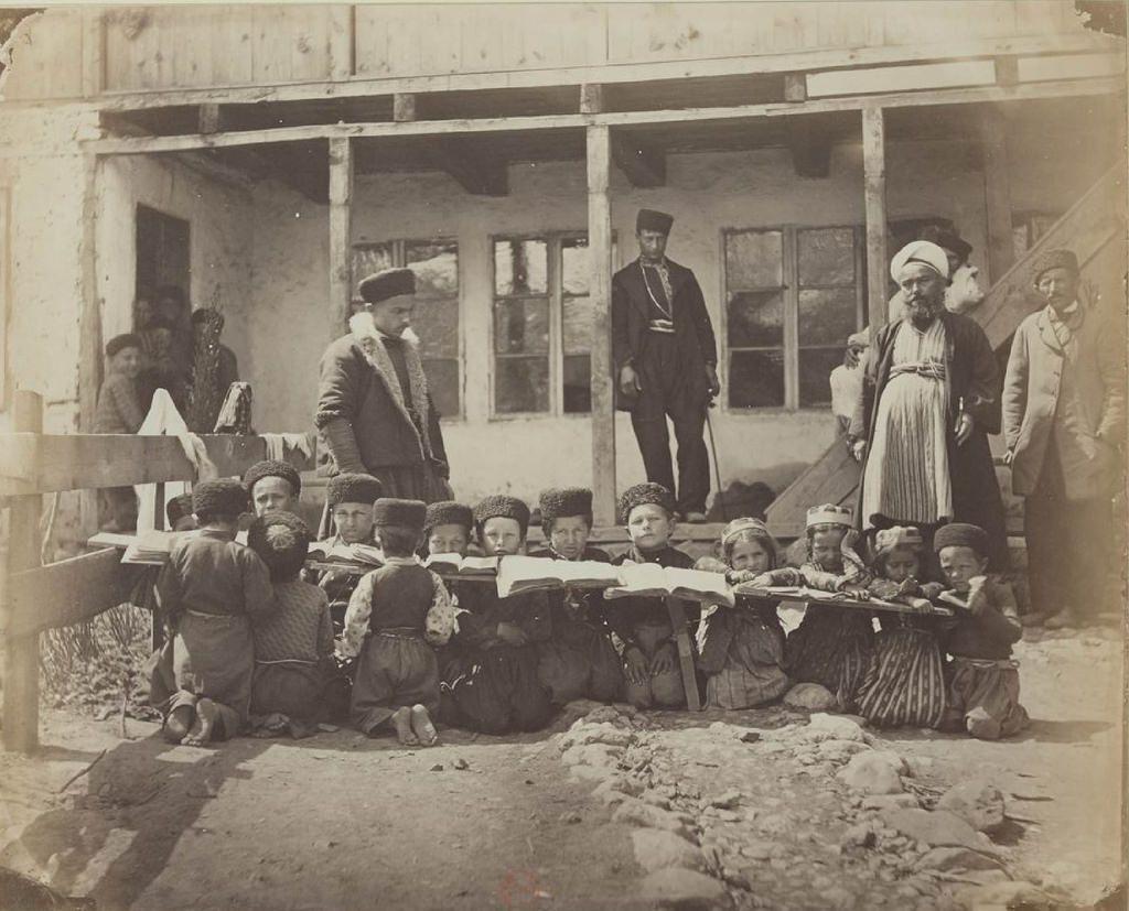 крымские татары старые фото пожелание женщине