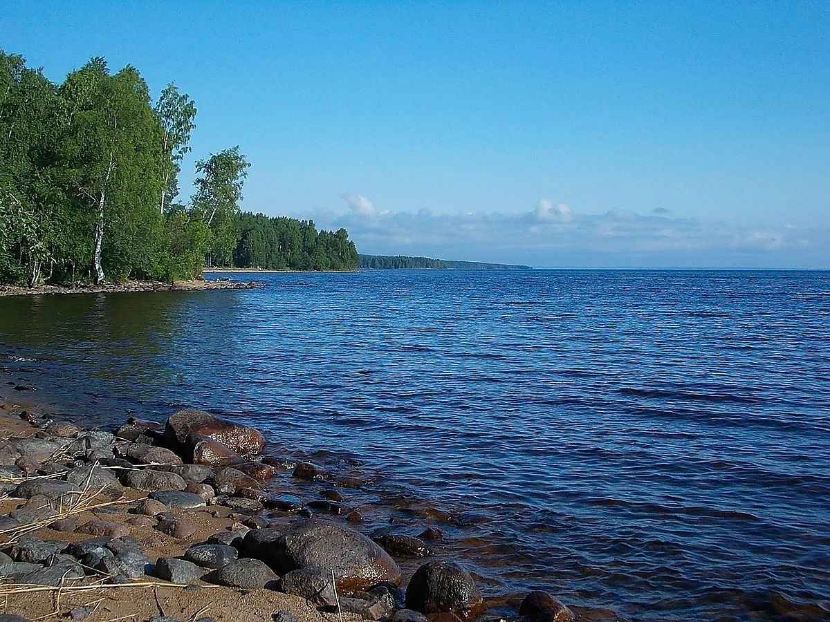 Онежское озера картинки