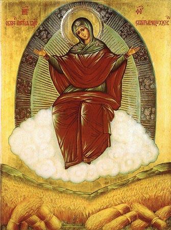 5 храмов Спорительницы хлебов