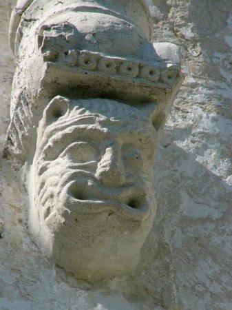 Львы и грифоны Покрова на Нерли