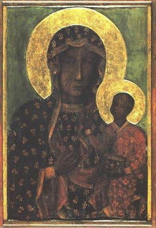 Одигитрия за пределами Византии
