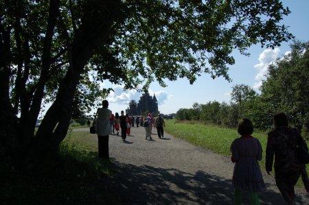 Православная свадьба на Русском Севере
