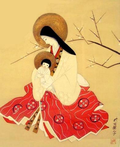 Японская Богоматерь