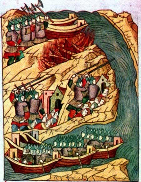Первый сибирский поход