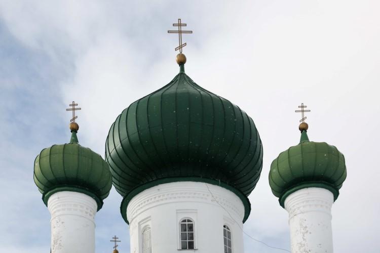 Церковь Иоанна Предтечи.  1695 г