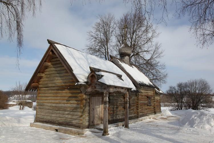 Церковь Дмитрия  Солунского.  XVII век