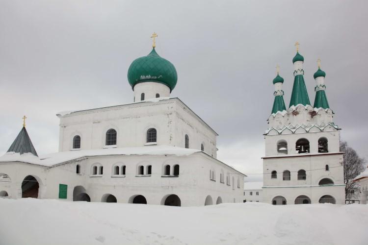 Собор Живоначальной Троицы, возведен в 1791 г.
