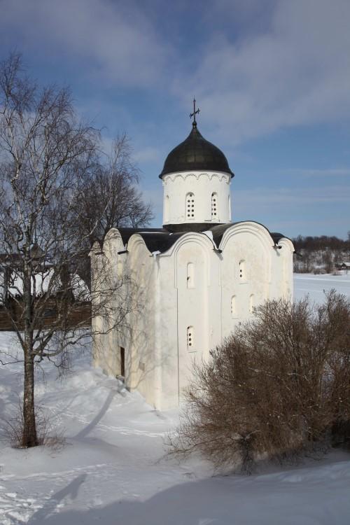 Церковь Святого Георгия. XII век.