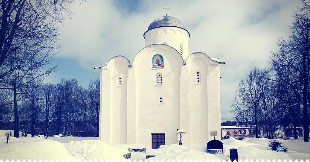 Успенский монастырь. Церковь Успенья