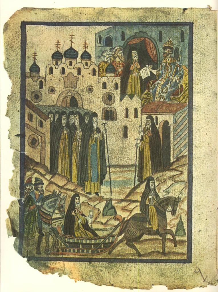 Соловецкая трагедия, как происходил закат Святой Руси (22 фото)
