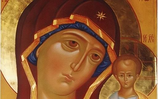 Святое заступничество: икона Казанской Божией Матери