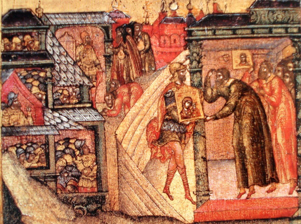 чудеса иконы божьей казанской матери: