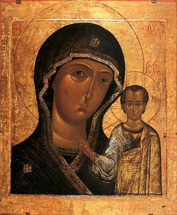 Казанская икона Божьей Матери: явленные чудеса