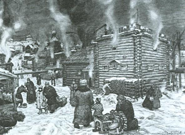 Баня по-русски