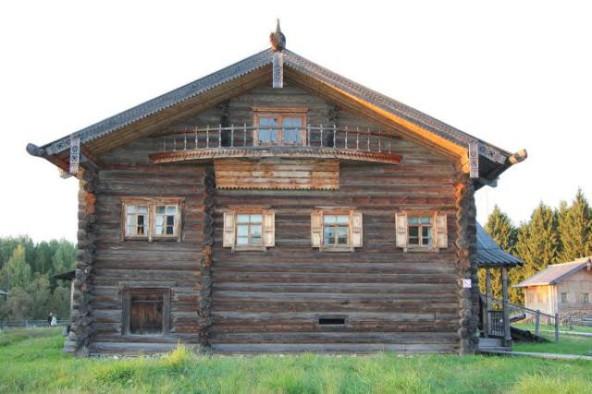Дом без гвоздя