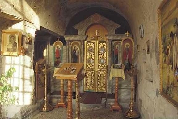 Инкерманский_монастырь_Inkermansky_monastyr_3
