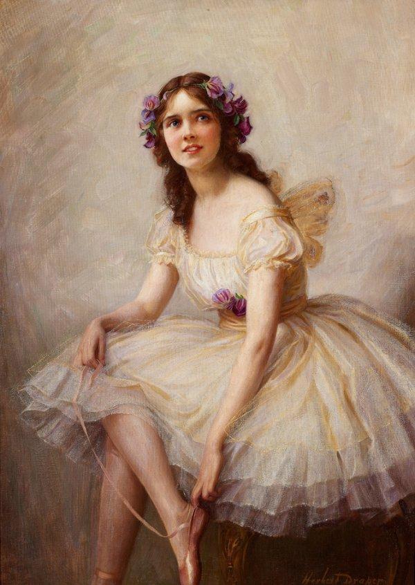 истомина балерина фото