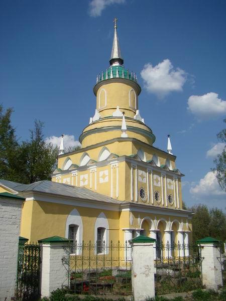 История Руси на примере одного села