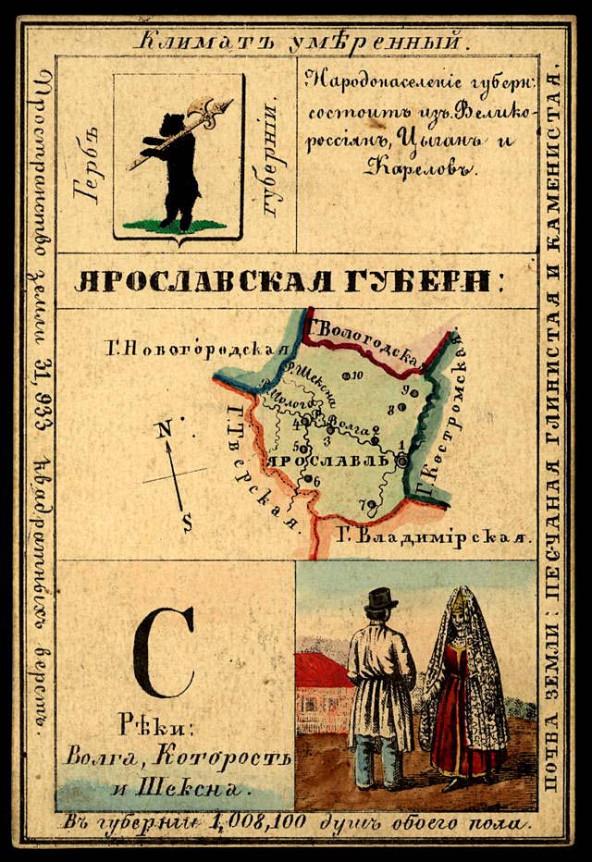 Загадки гербов русских городов (7 фото)