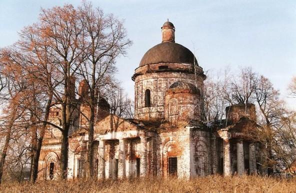 церкви_владимирская