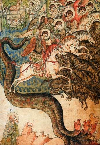 Как святой Георгий стал символом московских царей (7 фото)