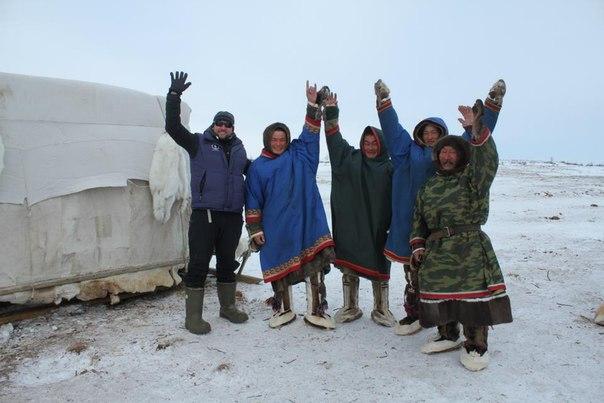 Силкины - семья тундровых энцев (Таймыр)
