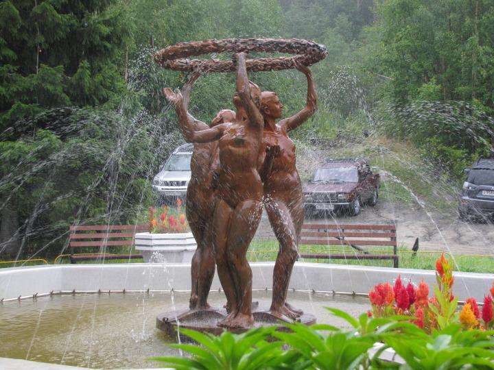 Марциальные Воды, курорт