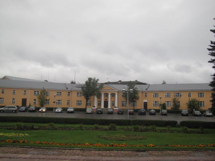 Петрозаводск, Круглая площадь